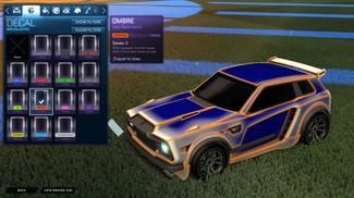 Orange Ombre [Fennec]