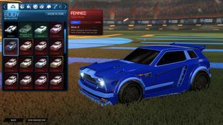 Cobalt Fennec