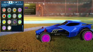 Purple Zomba