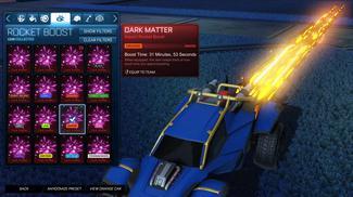 Orange Dark Matter
