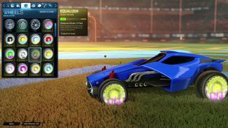 Lime Equalizer
