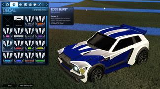 Edge Burst [Fennec]