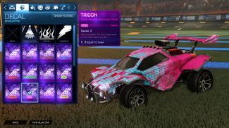 Pink Trigon