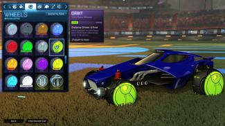 Lime Orbit