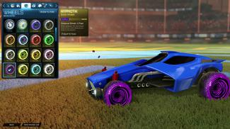 Purple Hypnotik