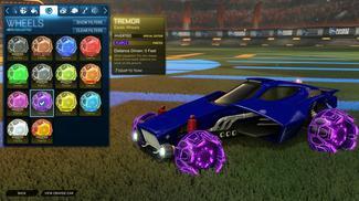 Purple Tremor: Inverted