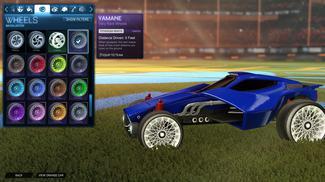 Titanium White Yamane