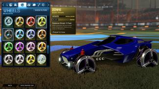 Black Zowie: Infinite