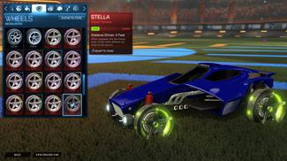 Lime Stella