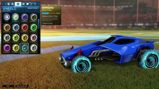 Sky Blue Hypnotik