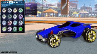 Saffron Reaper