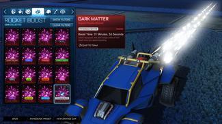 Titanium White Dark Matter