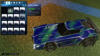 Forest Green Funny Book [Dominus]