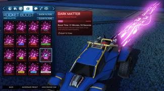 Pink Dark Matter
