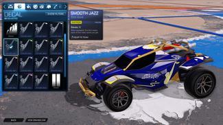 Saffron Smooth Jazz [Twinzer]