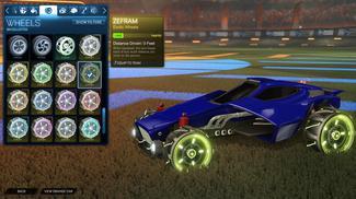 Lime Zefram