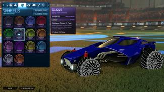 Grey Glaive: Inverted