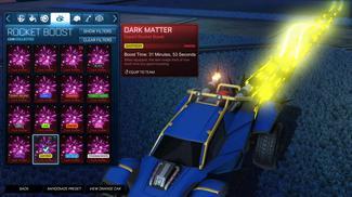 Saffron Dark Matter