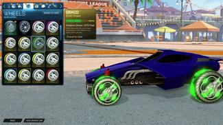 Forest Green Draco
