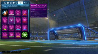 Purple Neuro-Agitator