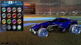Cobalt Emerald