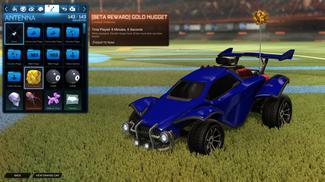 (Beta Reward) Gold Nugget