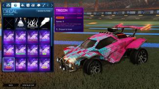 Orange Trigon