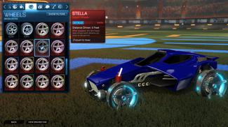 Sky Blue Stella