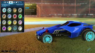 Sky Blue Roulette
