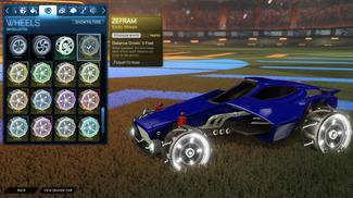 Titanium White Zefram