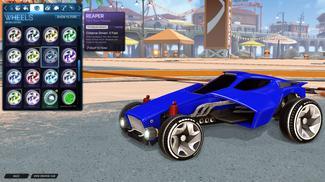 Titanium White Reaper