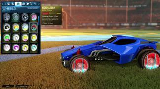 Crimson Equalizer