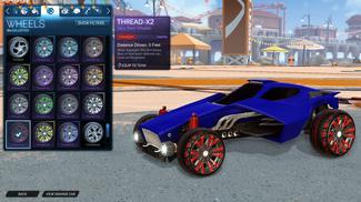 Crimson Thread-X2