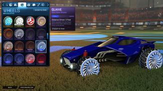 Cobalt Glaive
