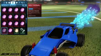 Sky Blue Neo-Thermal