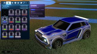 Cobalt Ombre [Fennec]