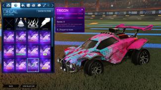 Purple Trigon