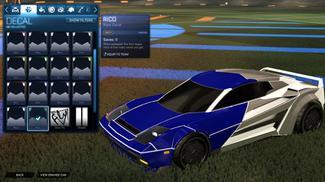 Grey Rico [Diestro]