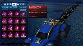 Black Dark Matter