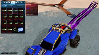 Purple Cirrus