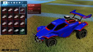 Crimson Octane