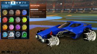 Titanium White Decopunk