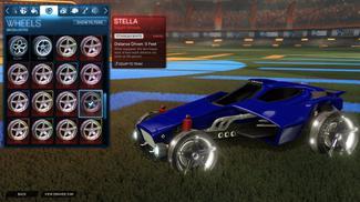Titanium White Stella