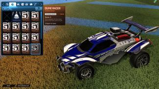Titanium White Dune Racer [Octane]