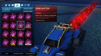 Crimson Dark Matter