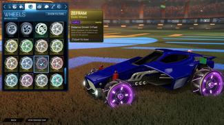 Purple Zefram