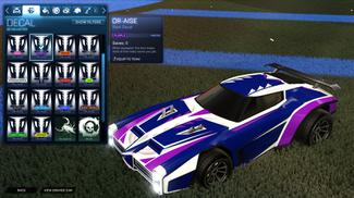 Purple OR-AISE [Dominus]