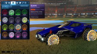 Orange Glaive