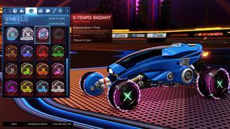 X-Tempo: Radiant