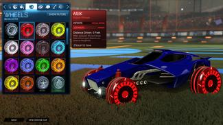 Crimson Asik: Infinite